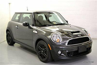 Mini : Cooper 2dr Coupe S COOPER S / PANORAMIC ROOF / STEPTRONIC / HEATED SEATS / STRIPES / BLUETOOTH