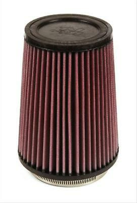 """K&N Air Filter Filtercharger Conical Cotton Gauze Red 4"""" Dia Inlet Ea RU-2590"""