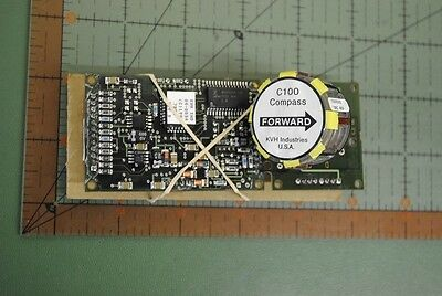 Kvh Industries C100 Compass Engine  Unhoused Small Electronics Board Marine/boat