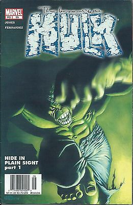 Incredible Hulk 55 Rare $2.25 Newsstand Variant Edition F