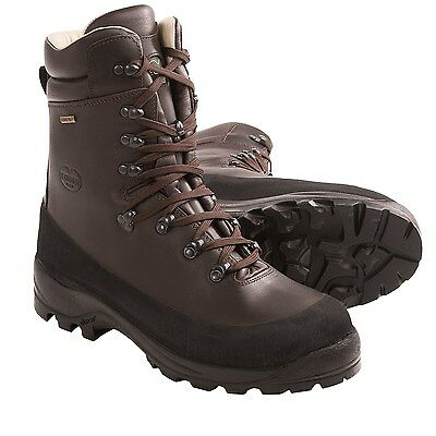 Le Chameau Mouflon 4 Gore-Tex® Hunting Boots Waterproof Brown Leather Stalking
