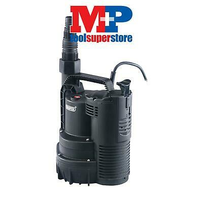 Draper 87962 195L/Min Submersible Water Pump with Integral Float Switch (600W)