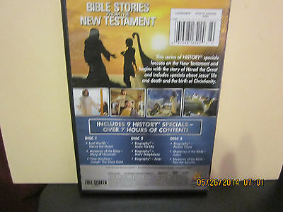 Bible Stories form the Old Testament -  Dvd ***Used**VGC!***