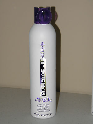 PAUL MITCHELL EXTRA BODY FINISHING SPRAY 12oz