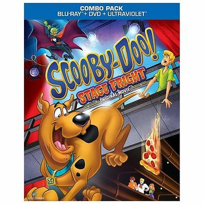 Scooby-Doo: Stage Fright Blu-ray Region A