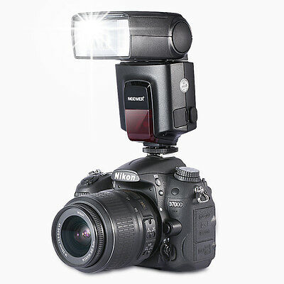 Neewer TT560 Flash Speedlite for DSLR /Digital Cameras with Standard Hot Shoe