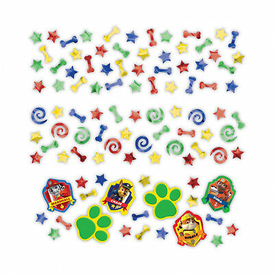 Paw Patrol Puppy Pets Birthday Party Confetti Table Decoration Sprinkles