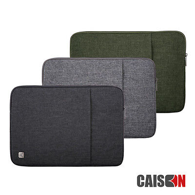 Laptop Sleeve Case Bag Pouch For 11 12 13 15 MacBook Pro Retina Display Air iPad