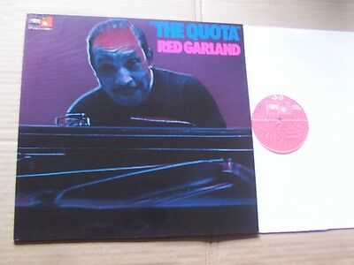 RED GARLAND,THE QUOTA lp m-/vg+ mps records 2120909-1 Germany 1972