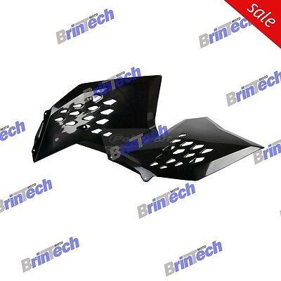2008 KTM 250 EXC Polisport Radiator Scoop For