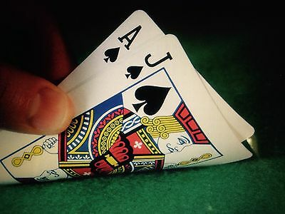 """Simple Blackjack System, NO """"Up as you Lose"""""""