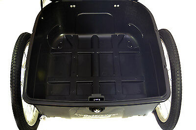 ABS Trailer Body for Outeredge Alloy Bicycle Trailer RRP £71.99