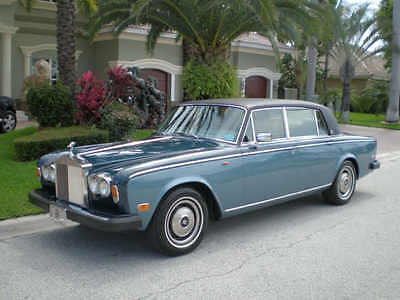 Rolls-Royce : Other WRAITH ll LWB 1980 wraith ll lwb two owner only 80 k miles excellent condition inside and out