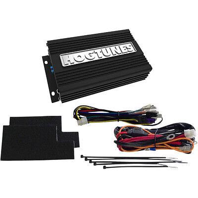 Hogtunes REV 200-AA 2 Channel Class D Amplifier 2x100 Watts for Harley