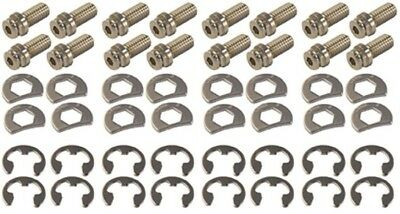 Stage 8 8913 Locking Header Bolts Ford Small Block 289/302/5.0L/351W - Set of 16