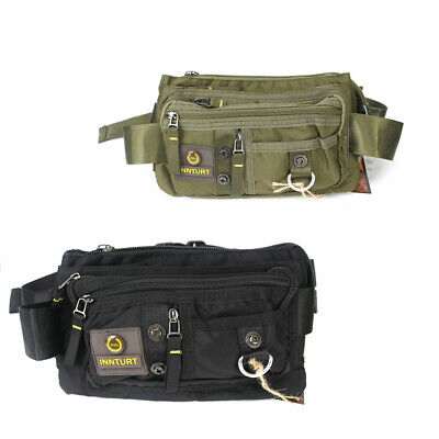 Men Women Running Sport Travel Waist Belt Bag Fanny Pack Shoulder messenger bag