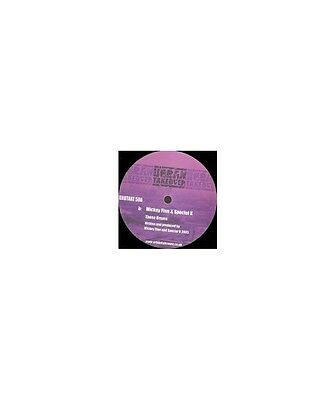 """[SX08747] Micky Finn & Special K """"The Cleanser / These Drums""""  - 12"""" Urban Takeo"""