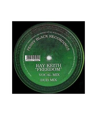 "[SX08750] Ray Keith ""Freedom""  - 12"" Penny Black PBL0003"