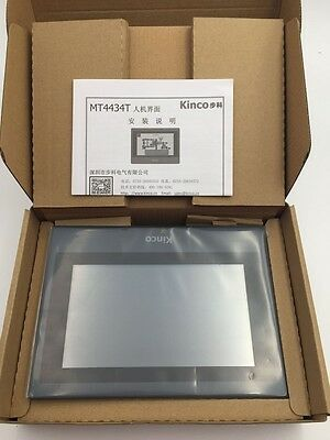 """Kinco MT4434T 7"""" Inch HMI Touch Screen Panel Human Machine Interaction&USB Cable"""