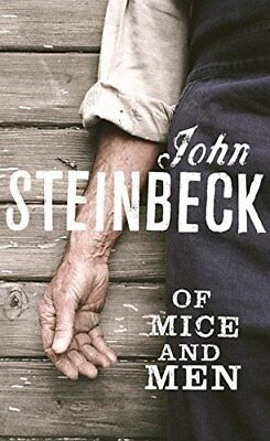 Of Mice and Men (Penguin Red Classics) by John Steinbeck New Paperback Book