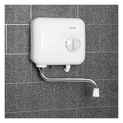 Triton T30i 7kw Oversink Hot & Cold Water Hand Wash Unit T3A7074I