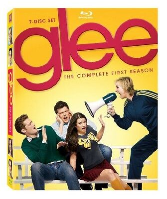Glee: The Complete First Season [4 Discs] Blu-ray