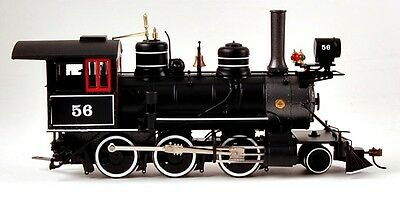 Bachmann On30 Scale Train Steam Loco 2-6-0 Analog  White Pass & Yukon #56 25250