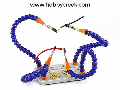 Hobby Creek Third Hand Kit - Fully Assembled - Third Hand++ - Soldering Tool