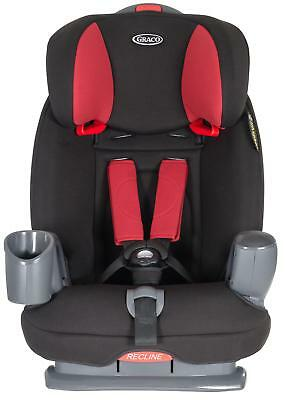 Graco Nautilus Diablo 3 In 1 Child Car Seat Black Forward Direction 9-36kg