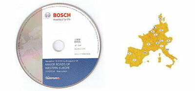 Navi CD für Mercedes Comand APS 2.0 2.5 DX Europa E W210 ML W163 2013 2014