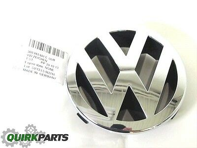 2002-2005 VW Volkswagen Passat FRONT Radiator Grille Grill Emblem Replacement OE