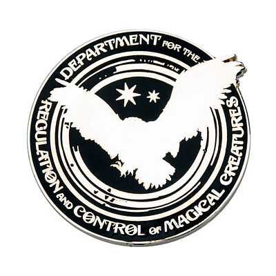 Wizarding World Of Harry Potter DEPARTMENT OF CONTROL OF MAGICAL CREATURES Pin