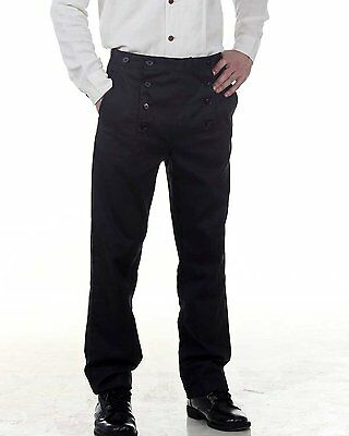 Steampunk Victorian Costume Architect Pants Trousers C1346