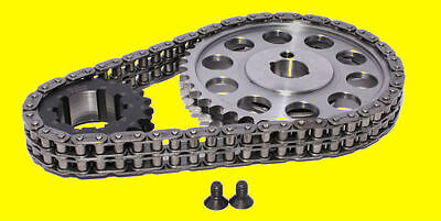 Comp Cams Billet Timing Chain Set 9 Keyway Small Block Ford V8 SBF 289 302