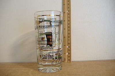 ~Union Railroad 1967~National Safety Council~Award Of Honor~Glass~