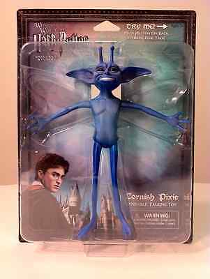 Wizarding World Of Harry Potter : Talking Cornish PIXIE ACTION FIGURE Universal
