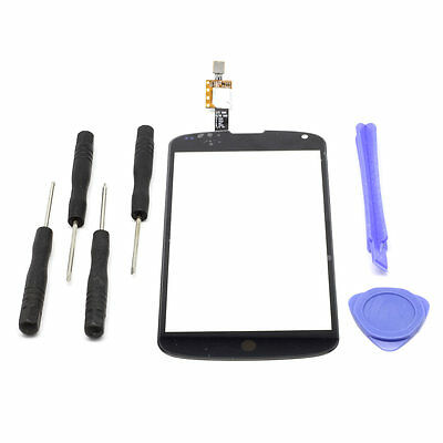 NEW Replacement Touch Screen Digitizer lens For LG Google Nexus 4 E960 +Tools w