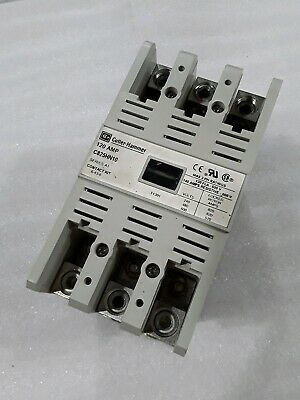 Details about  /C825HN10 Cutler-Hammer Series A1 Contactor 3 Pole 120 Amps 600V