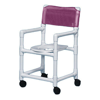 "Standard Shower Chair 20"" Clearance Wineberry                       1 EA"