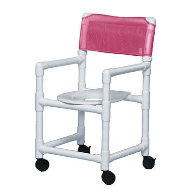 "Standard Shower Chair 17"" Clearance Wineberry                       1 EA"