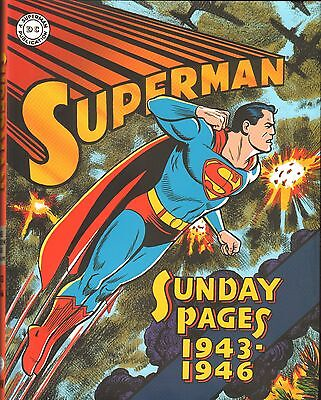 SUPERMAN THE GOLDEN AGE SUNDAYS 1943 TO 1946 - IDW COMICS