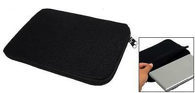 """Black 14"""" 14.1"""" 14.5"""" Laptop Notebook Sleeve Case Bag Cover For HP DELL SONY"""
