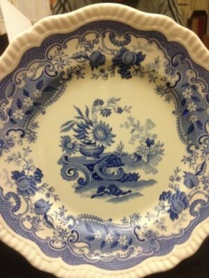 Spode Blue Room Collection May Regency Series Introduced 1826