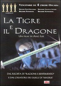 La tigre e il dragone (2000) VHS BiM  Video  - ANG LEE