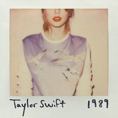 Taylor Swift - 1989 - 2 x 180gram Vinyl LP *NEW & SEALED*