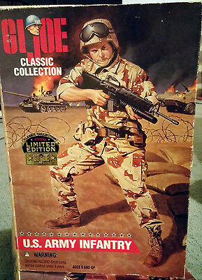 G.I. Joe U.S. Army Infantry Action Figure 1996