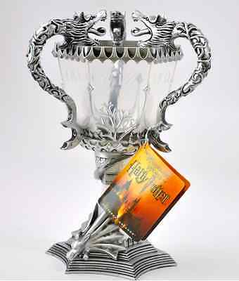 Wizarding World of Harry Potter Tri Wizard TRIWIZARD Dragon TOURNAMENT CUP Prop