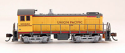 Bachmann N Scale Train Diesel S4 DCC Equipped Union Pacific 63155