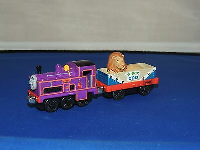 Fisher Price Thomas And Friends Take Along Die Cast Metal Train Lot of 2! Nice!