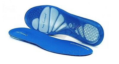 Shoe Inserts Gel Insoles Orthotic Arch Support Insoles FootSoothers™ Sabre II